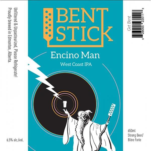 BENT STICK ENCINO MAN