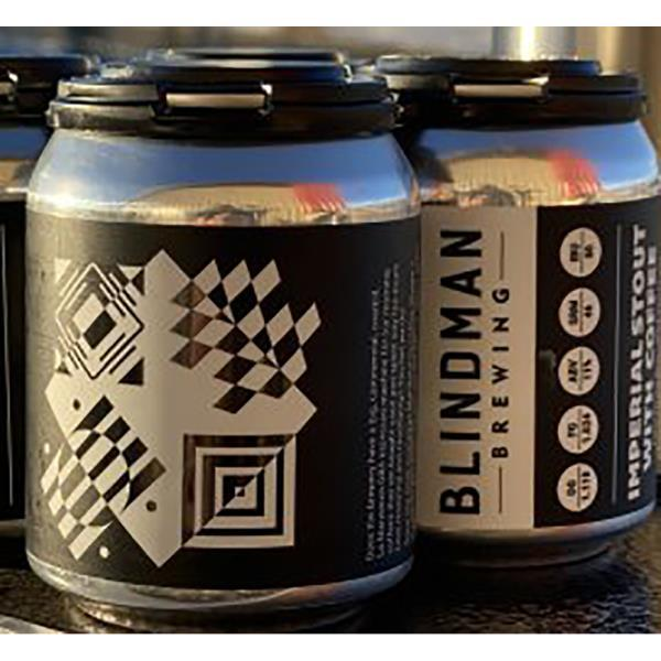 BLINDMAN IMPERIAL STOUT WITH COFFEE