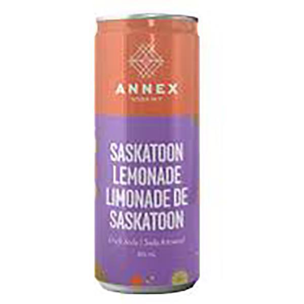 ANNEX SASKATOON LEMONADE 355ML CAN
