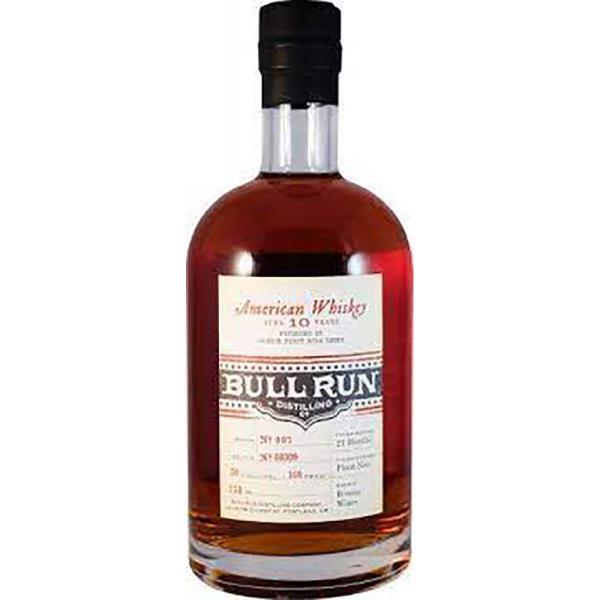 BULL RUN PINOT NOIR AMERICAN WHISKEY
