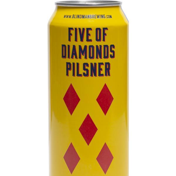 BLINDMAN FIVE OF DIAMONDS PILSNER