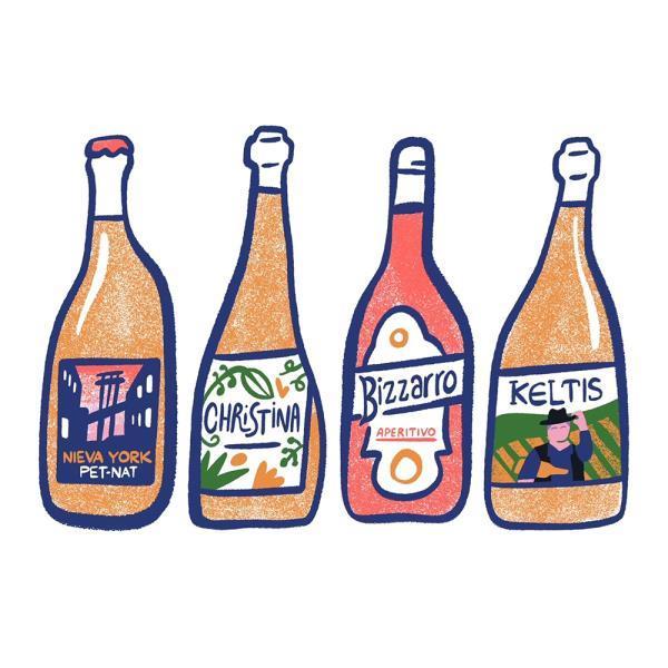 GARNEAU VIN DE BLOC NATURAL WINE CLUB