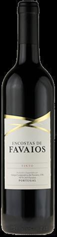 ADEGA DE FAVAIOS ENCOSTAS RED WINE