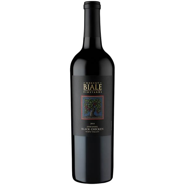 BIALE BLACK CHICKEN ZINFANDEL