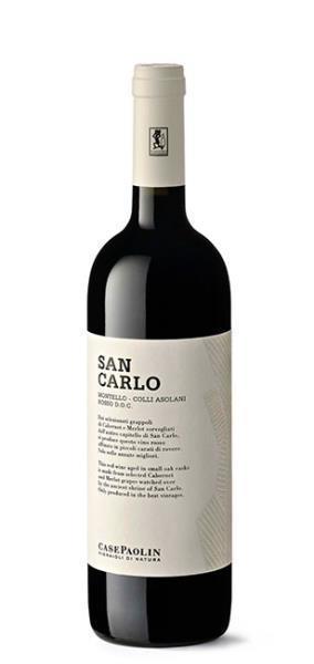CASE PAOLIN SAN CARLO ROSSO MONTELLO-CO