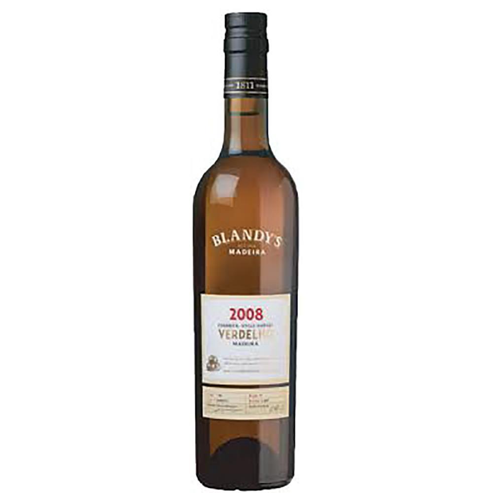 BLANDY'S COLHEITA VERDELHO 2008 500ML
