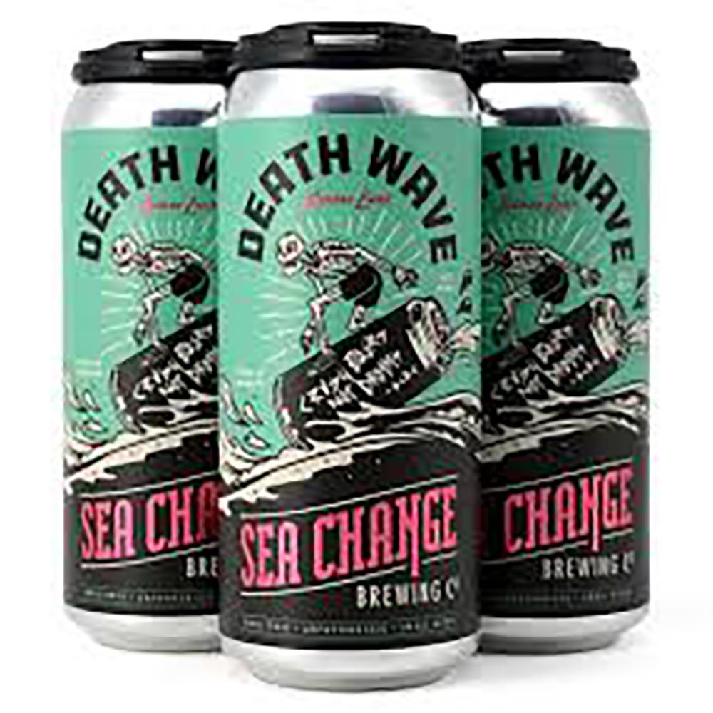 SEACHANGE DEATH WAVE MEXICAN LAGER 4X473