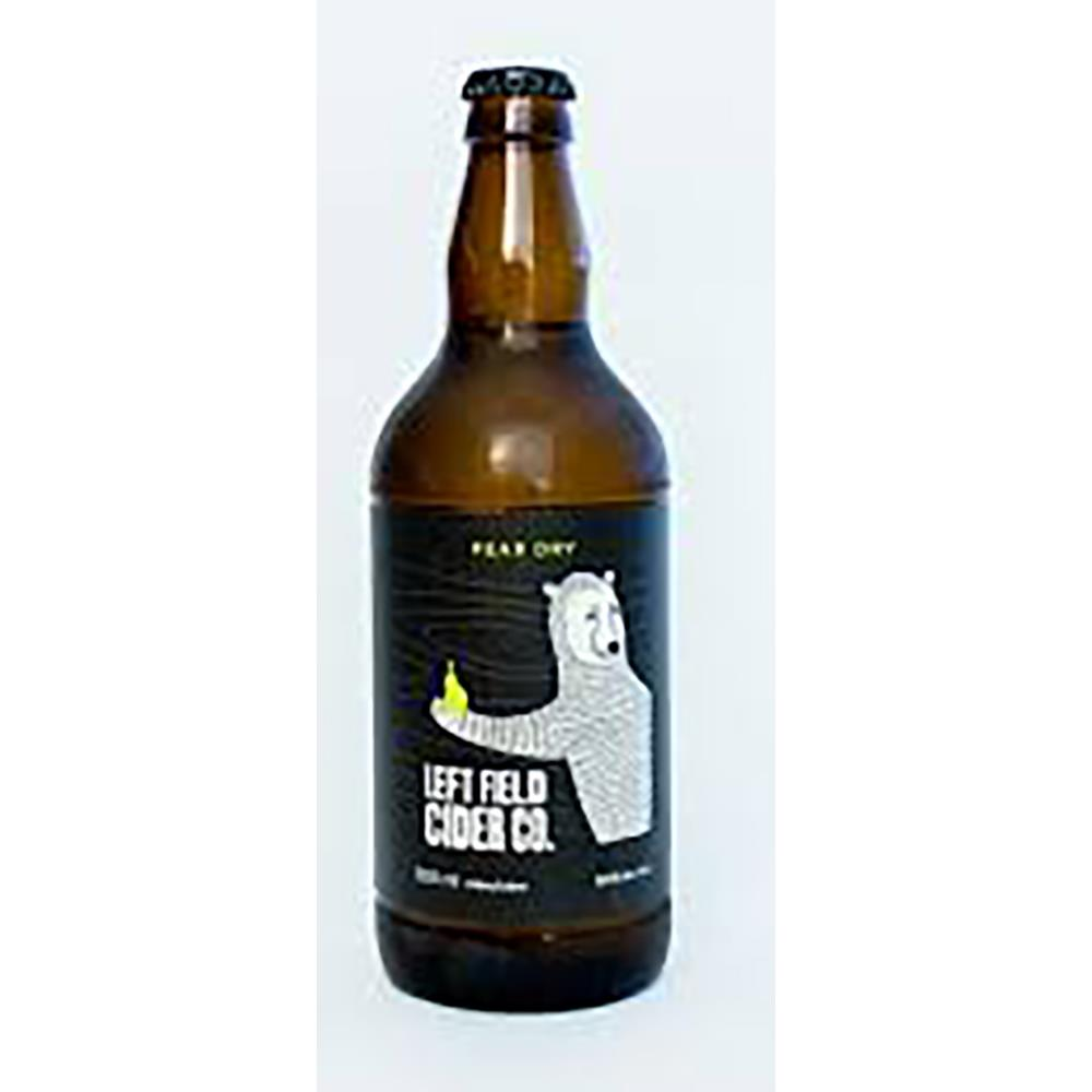 LEFT FIELD CIDER - PEAR DRY