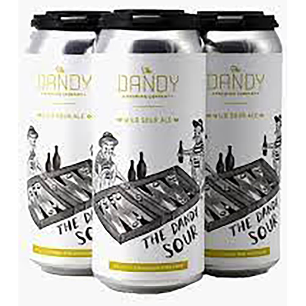 THE DANDY WILD SOUR 4PACK 473ML CANS