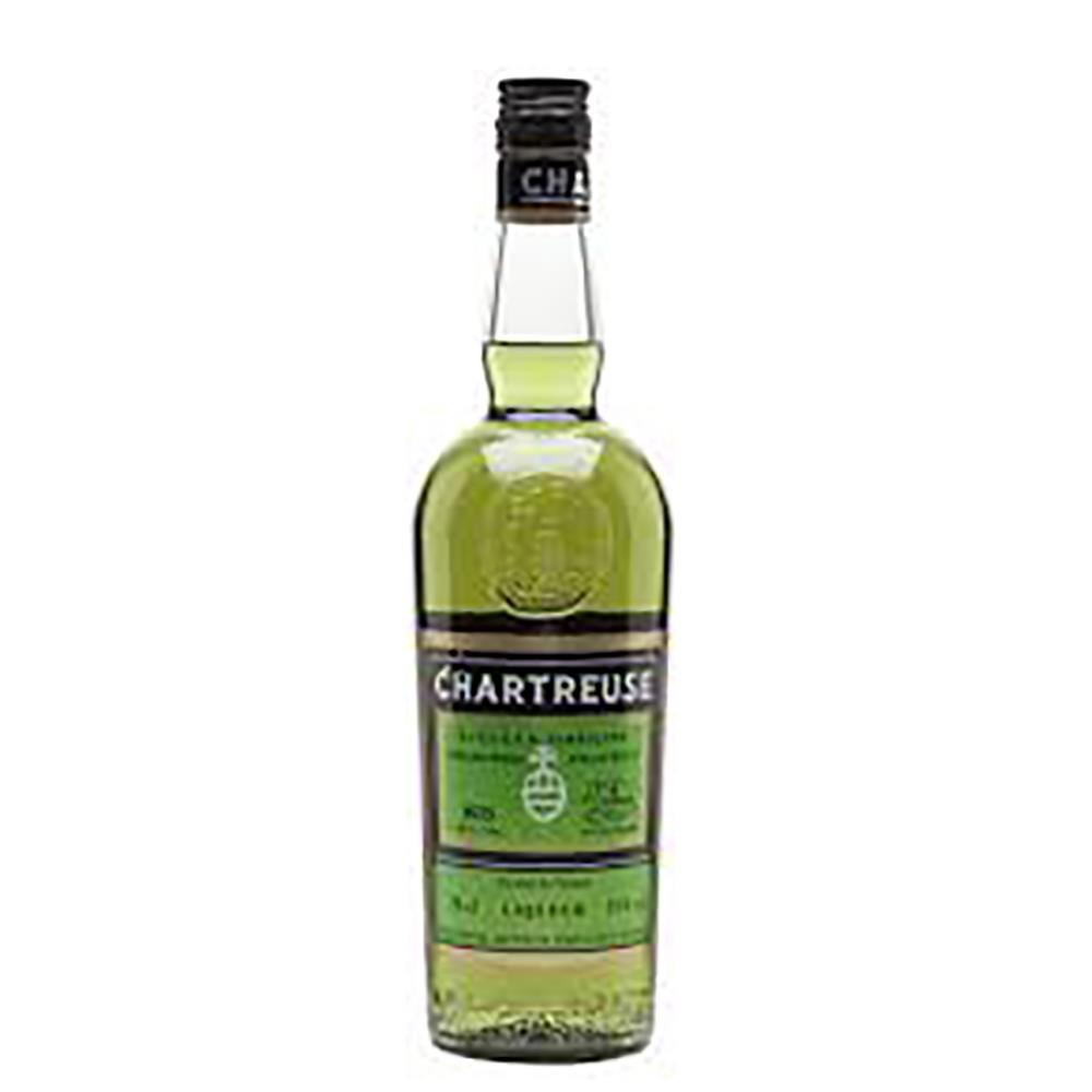 CHARTREUSE YELLOW (CHARTREUSE) 750ML