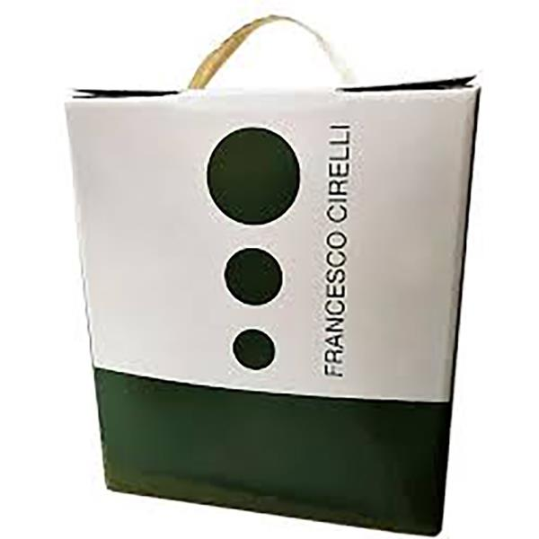 CIRELLI BIANCO BAG IN BOX 3L