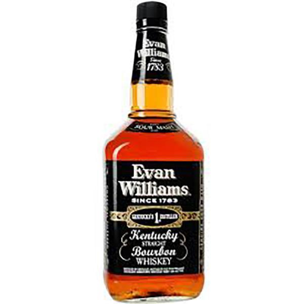 EVAN WILLIAMS BLACK LABEL BOURBON