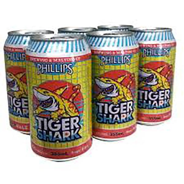 PHILLIPS TIGER SHARK