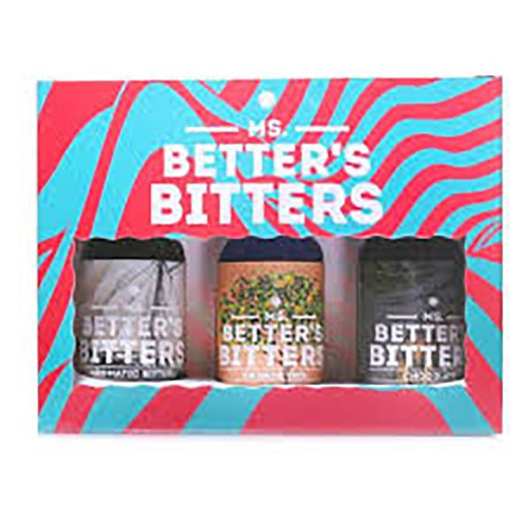 MS BETTER BITTERS 3 PACK