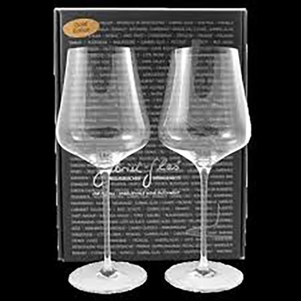 GABRIEL-GLAS 2 GLASS GIFT BOX