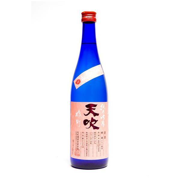 AMABUKI - JUNMAI GINJO STRAWBERRY YEAST