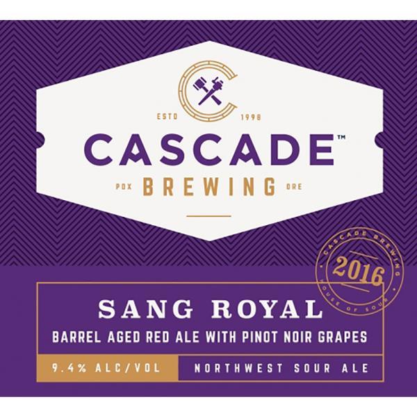 CASCADE - SANG ROYAL