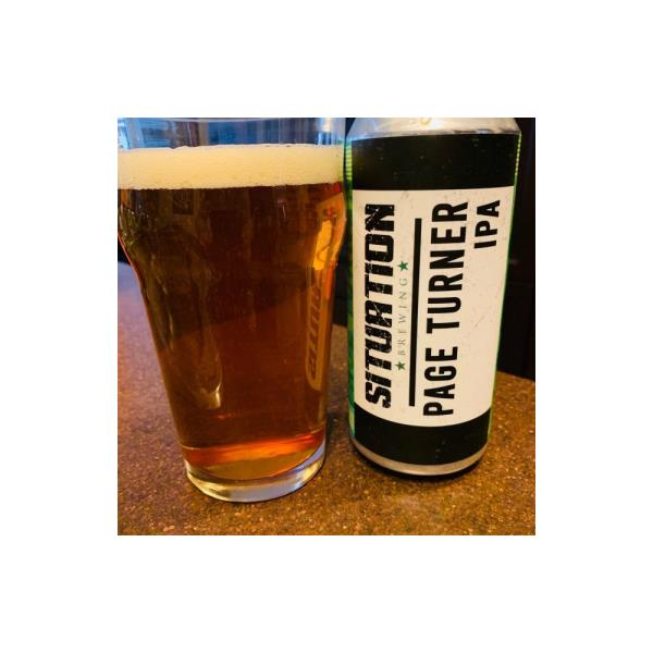 SITUATION BREW PAGE TURNER IPA 4X473ML