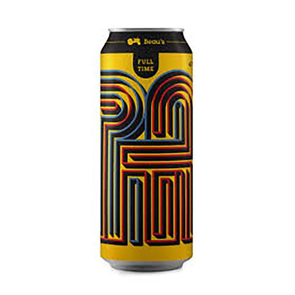 BEAU'S - FULL TIME IPA CANS