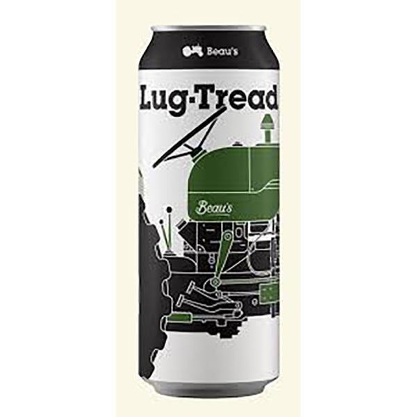 BEAU'S - LUG TREAD TALL CANS