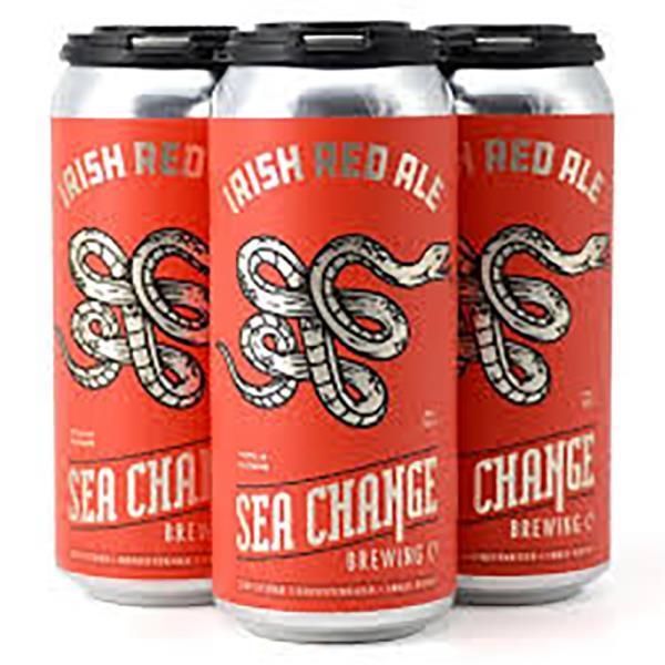 SEA CHANGE IRISH RED ALE 4X473ML