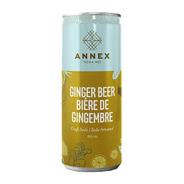 ANNEX ALE PROJECT GINGER BEER 355ML CAN