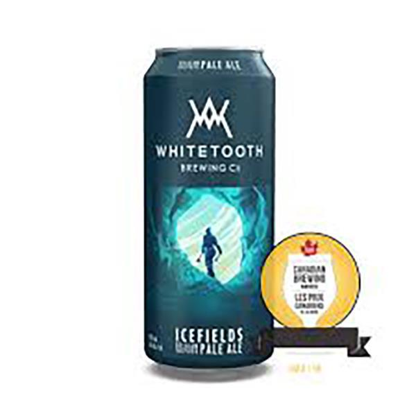 WHITETOOTH ICEFIELDS BELGIAN PALE ALE