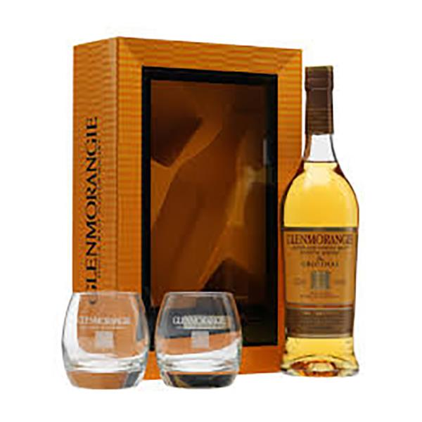 GLENMORANGIE ORIGINAL TIN