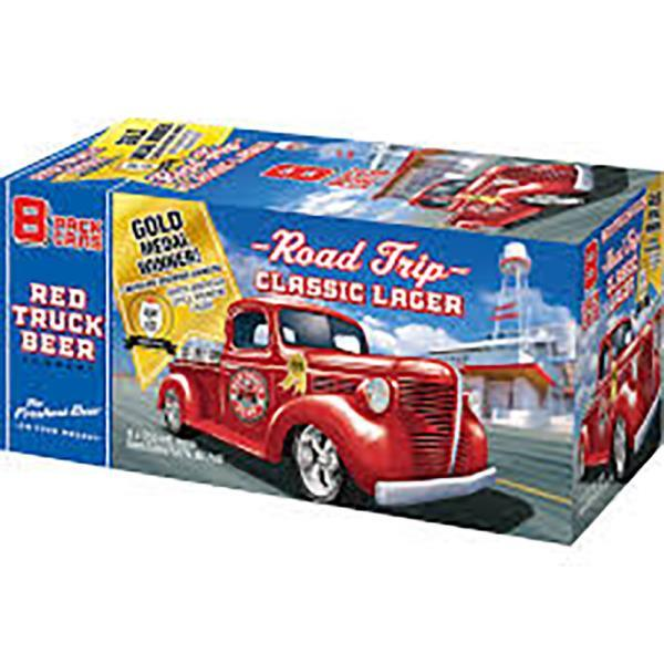RED TRUCK BEER ROAD TRIP CLASSIC LAGER