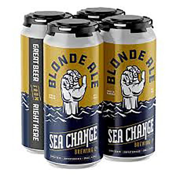 SEA CHANGE BLONDE ALE