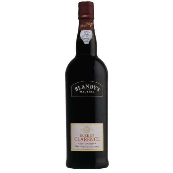BLANDY'S DUKE OF CLARENCE MADEIRA
