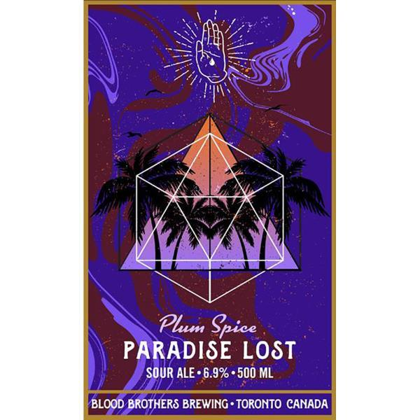 BLOOD BROTHERS - PARADISE LOST CAN