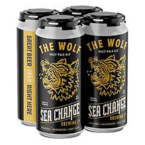SEA CHANGE THE WOLF 4 PACK