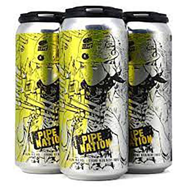 TOWN SQUARE PIPE NATION NEPA 4X473 CANS