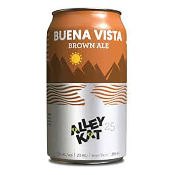 ALLEY KAT BUENA VISTA (AMBER) BROWN ALE