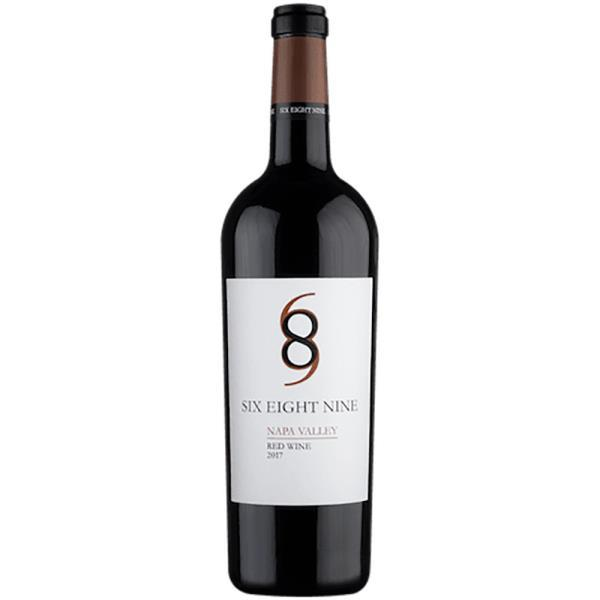 '689' RED NAPA BLEND