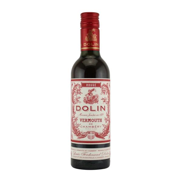 DOLIN VERMOUTH DE CHAMBERY ROUGE 375ML