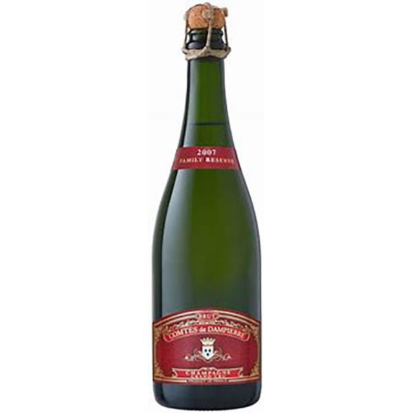 CHAMPAGNE DAMPIERRE BRUT GC FAMILY RES