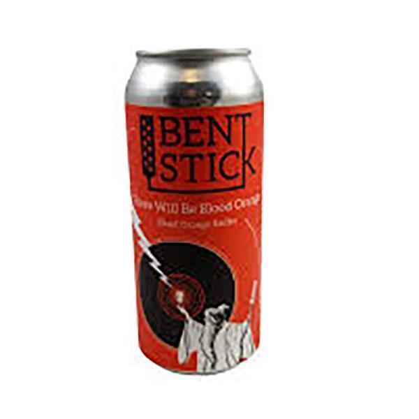BENT STICK BLOOD ORANGE RADLER 4PK