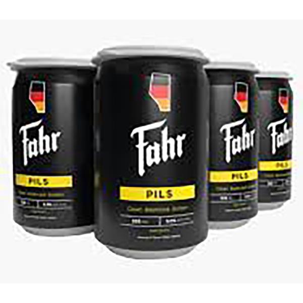 FAHR PILS 6 x 355ML CANS