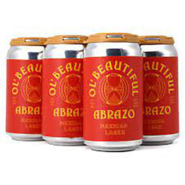 OL BEAUTIFUL ABRAZO MEXICAN LAGER 6PK