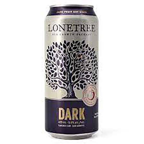 LONETREE DARK DRY CIDER TALL CAN