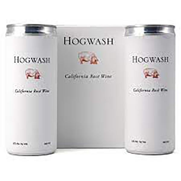 HOGWASH CALIFORNIA ROSE CANS 2-PACK