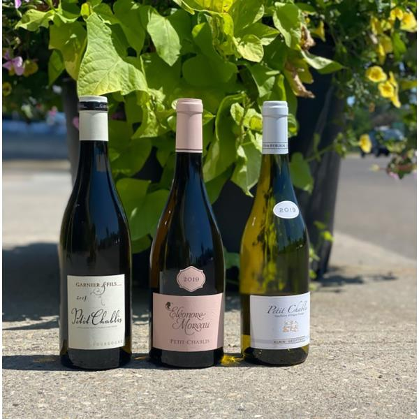 PETITE CHABLIS DISCOVERY 3 PACK