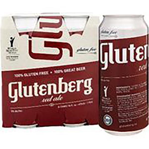 GLUTENBERG RED