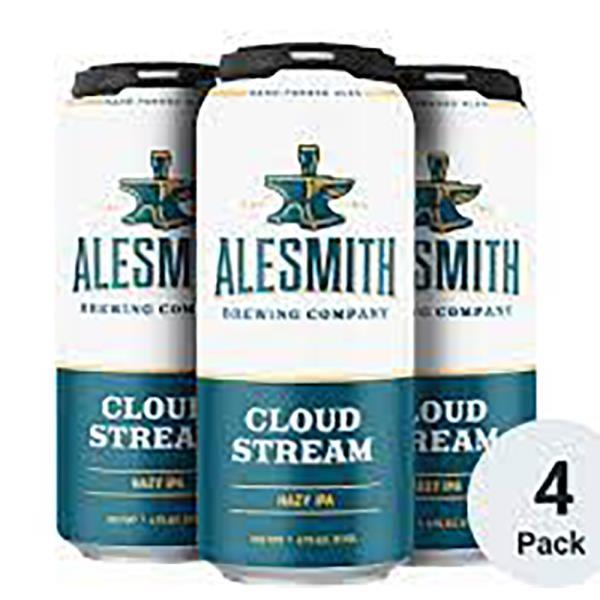 ALESMITH - COULD STEAM 4PK