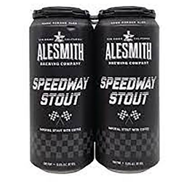 ALESMITH - SPEEDWAY STOUT 4PK