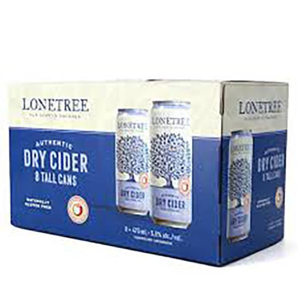 LONETREE AUTHENTIC DRY CIDER 8PK
