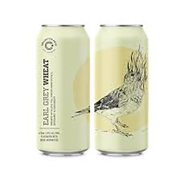 COLLECTIVE ARTS WHEAT BEER W/ EARL GREY