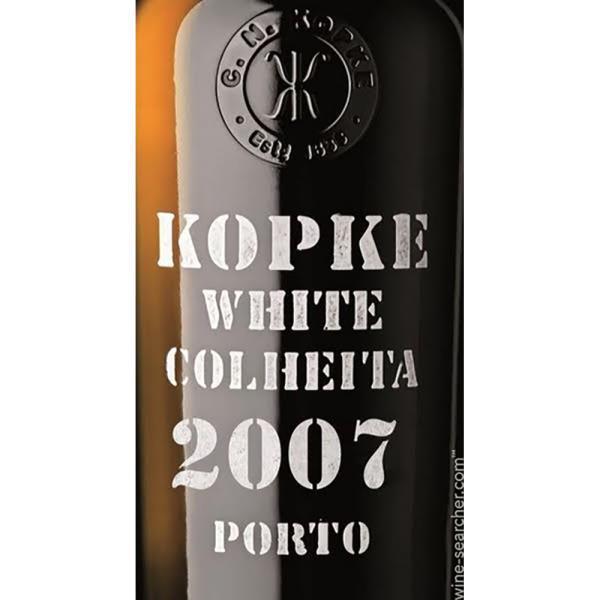 KOPKE WHITE COLHEITA 2007